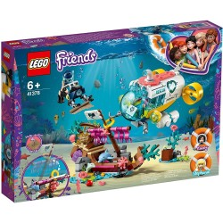 LEGO Friends 41378 Dolphins...