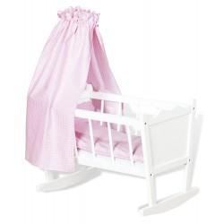 Pinolino Doll's cradle Merle