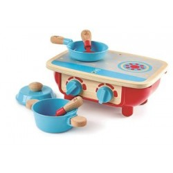 Hape E3170 Toddler Kitchen Set