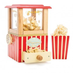 LE TOY VAN Popcorn Machine...