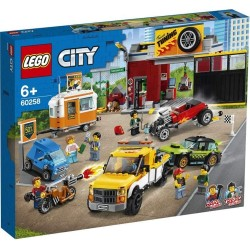 LEGO City 60258 Tuning...