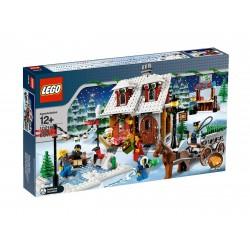 LEGO La boulangerie du village