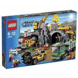 LEGO City La mine