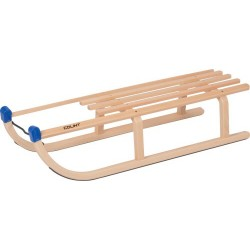 COLINT wooden sledge Davos...