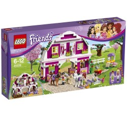 LEGO Friends Le ranch du soleil