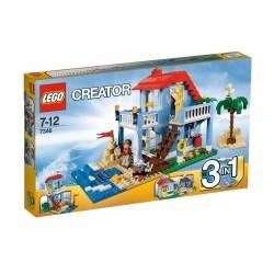 LEGO CREATOR La maison de la plage