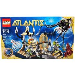 LEGO Atlantis Le temple du...