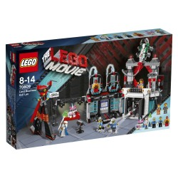 LEGO Movie Le QG de Lord Business