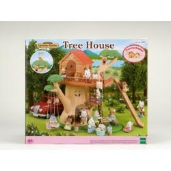 Sylvanian Families Treehouse
