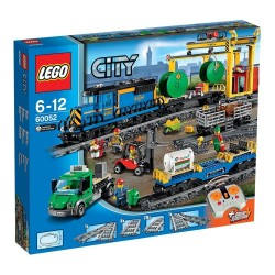 LEGO City  Le train de marchandises