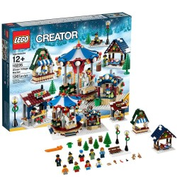 LEGO CREATOR Le marché d'hiver