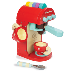 LE TOY VAN Machine à expresso