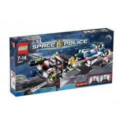 LEGO Space Police Poursuite dans l'espace