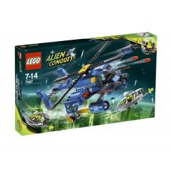 LEGO Alien Conquest - La rencontre avec le jet-copter