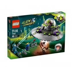 LEGO Alien Conquest - L'ovni kidnappeur