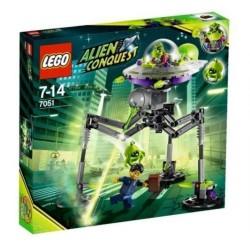 LEGO Alien Conquest - L'envahisseur triploïde