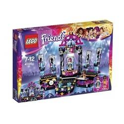 LEGO Friends - La scène de la chanteuse