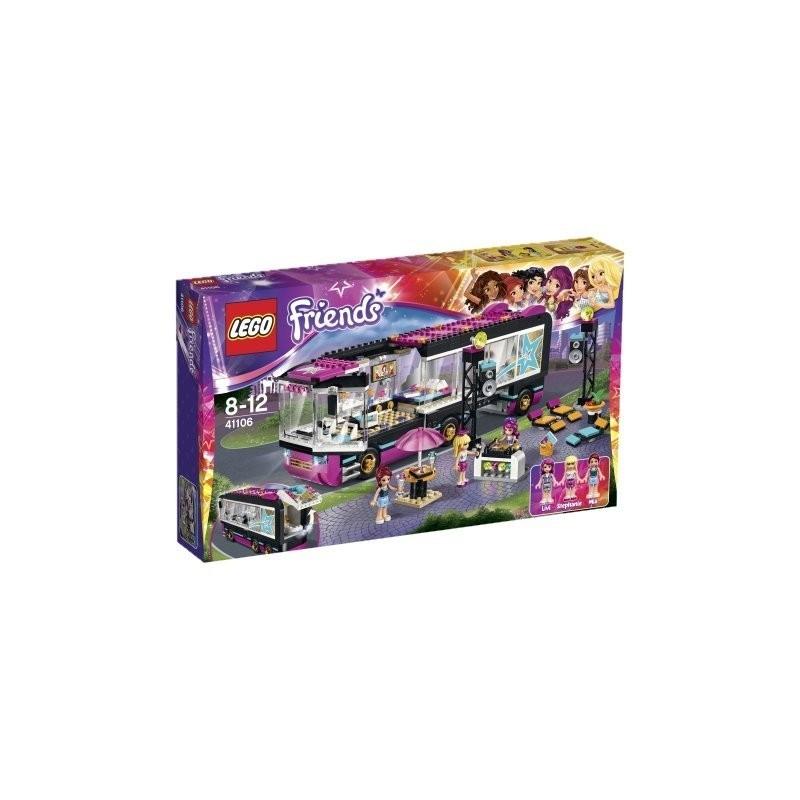 LEGO Friends - La tournée en bus