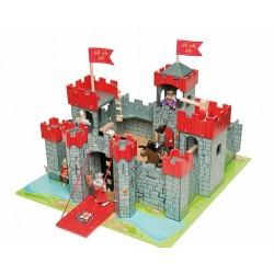 Le Toy Van Lionheart Castlefr
