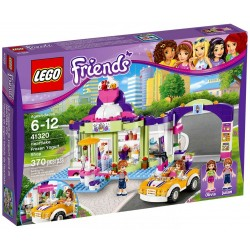LEGO Friends Le magasin de yaourt glacé