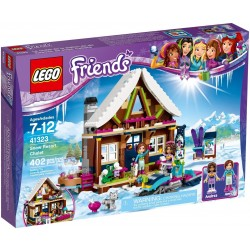 LEGO Friends Snow Resort Chalet