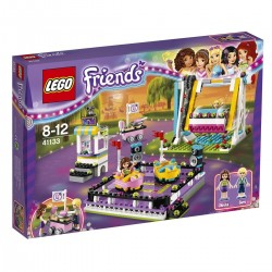 LEGO Friends Les auto-tamponneuses du parc d'attractions