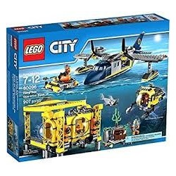 Lego City Deep Sea Operation Base
