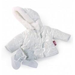 Götz manteau hiver avec bottes, 45-50 cm