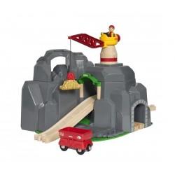 BRIO Plateforme grue et tunnels multifonctions