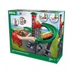 BRIO Grand circuit plateforme multimodale