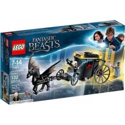 LEGO Harry Potter™ Grindelwalds Flucht