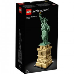 LEGO Architecture Statue of...