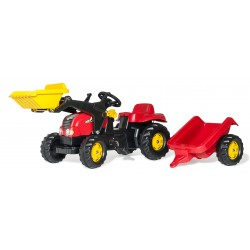 Rolly Toys Trettraktor...