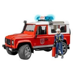 Bruder Véhicule de pompiers...