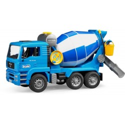 Bruder MAN TGA Cement mixer...