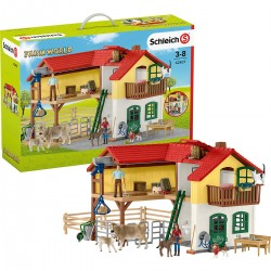 Schleich 42407 Large Farm...