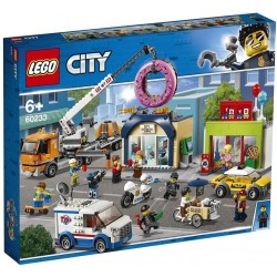 LEGO City 60233 Donut Shop...